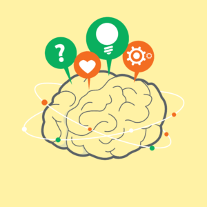 Busy Brain Icon